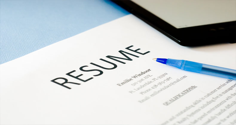 Modifying Your Resume for Each Job Posting